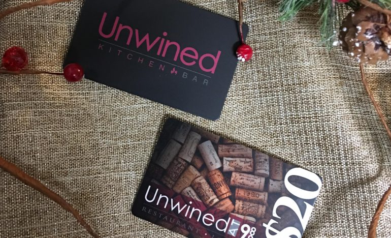 Unwined Chico Gift Cards