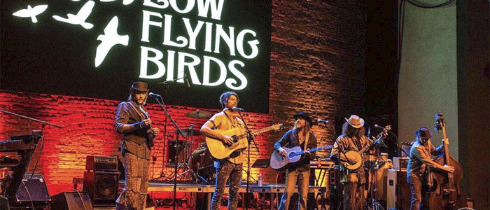 Low Flying Birds Band - Unwined Kitchen & Bar - Live Music