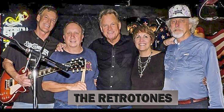 The Retrotones Band - Live Music - Unwined Kitchen and Bar